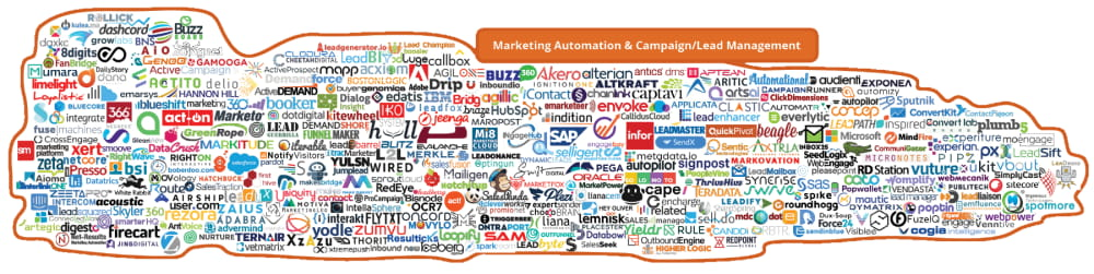 Marketing Automation and Campaign/Lead Management platforms